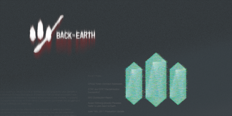 """Back to Earth"" Secretly Shut Down Months Ago"